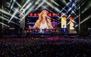Céline Dion en directo