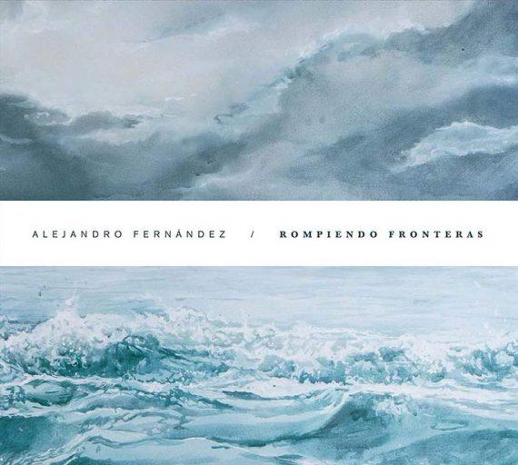 Nuevo disco de Alejandro Fernández