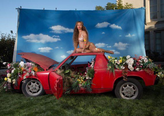 Nuevo embarazo de Beyoncé