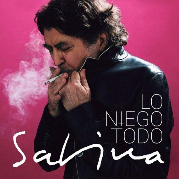 Nuevo disco de Joaquín Sabina