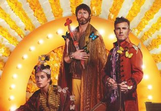 Nuevo disco de Take That