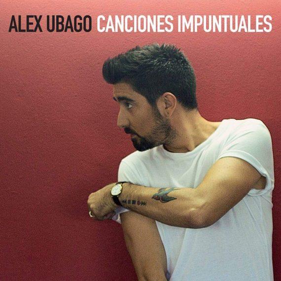 Nuevo disco de Álex Ubago