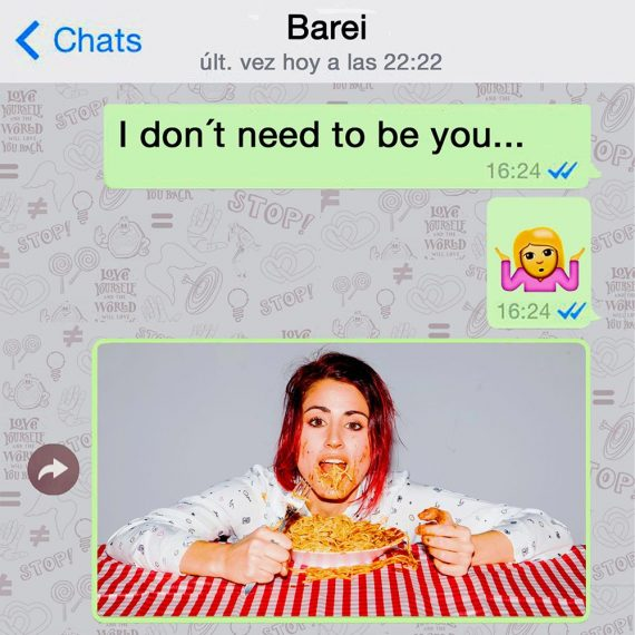 Nuevo single de Barei