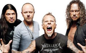 Nueva gira de Metallica