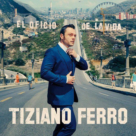 Nuevo disco de Tiziano Ferro
