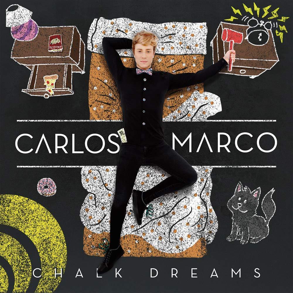 Carlos Marco publica su primer disco en solitario, \'Chalk Dreams ...