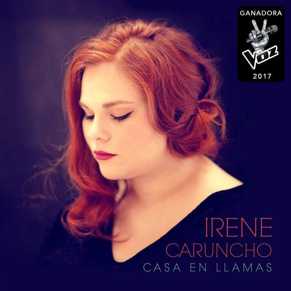 Primer disco de Irene Caruncho