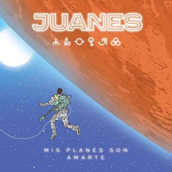 Nuevo disco de Juanes