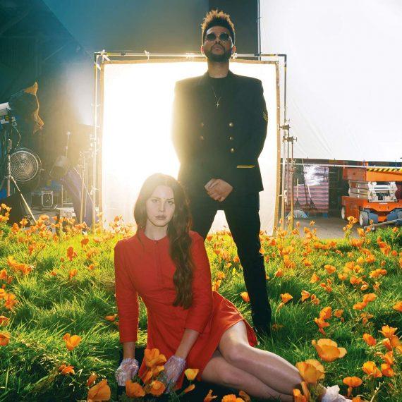 Nuevo single de Lana del Rey y The Weekknd