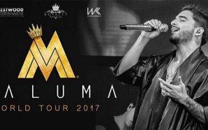 Nueva gira de Maluma