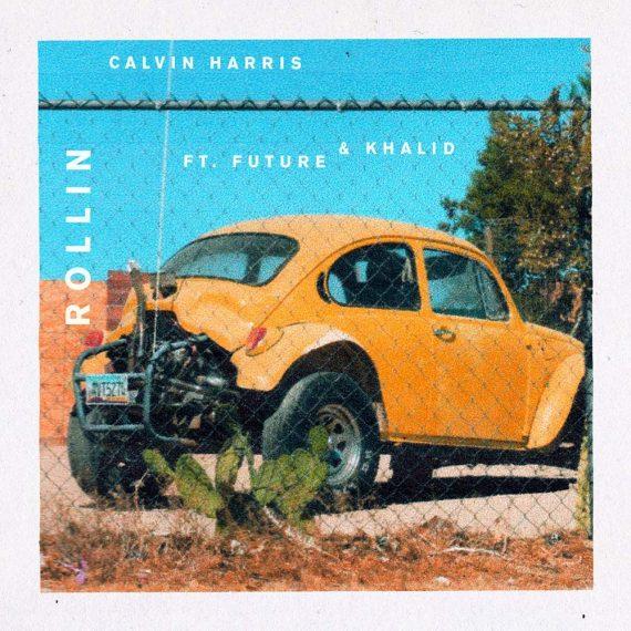 Nuevo single de Calvin Harris