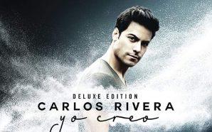 Nuevo disco de Carlos Rivera