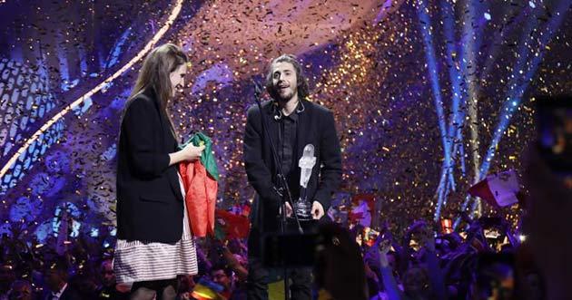 Portugal gana Eurovision