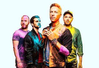 Nuevo EP de Coldplay