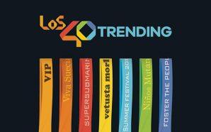 Recopilatorio Los 40 Trending