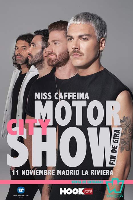 Miss Caffeina Motor City Show