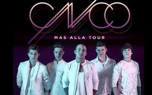 CNCO Más allá Tour