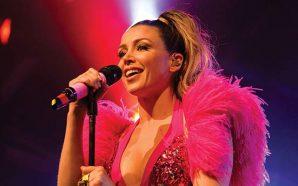 Dannii Minogue Holding On