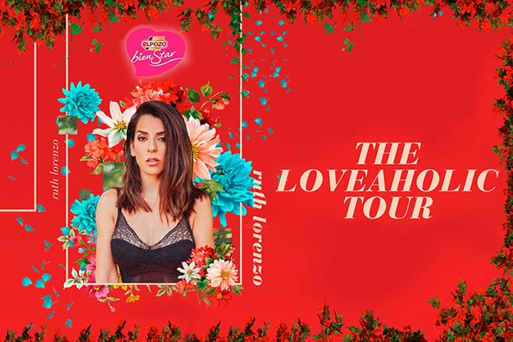 The Loveaholic Tour