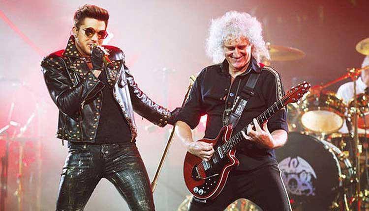 Nueva gira de Queen y Adam Lambert