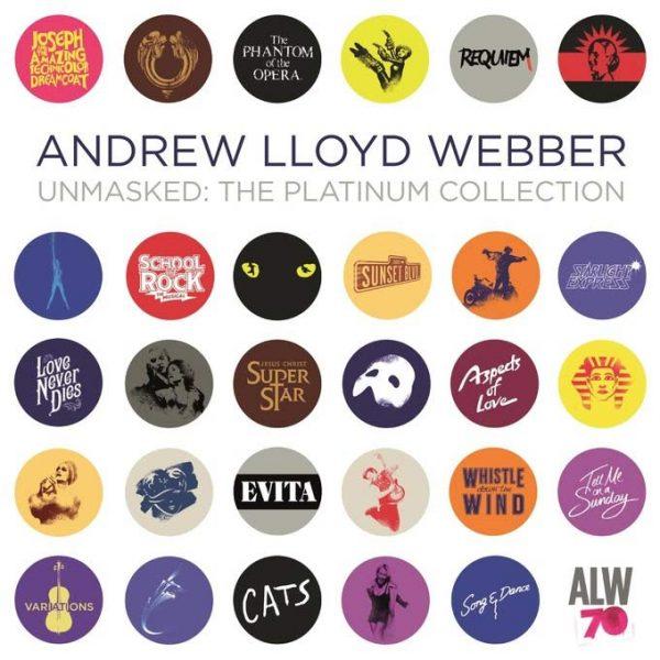 Recopilatorio de Andrew Lloyd Webber