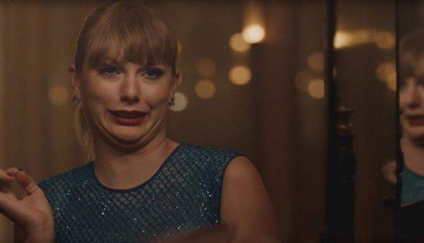 Nuevo videoclip de Taylor Swift