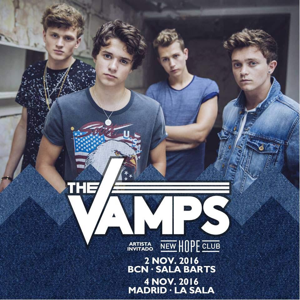 the-vamps-conciertos