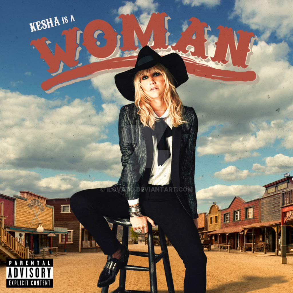 kesha-woman-single