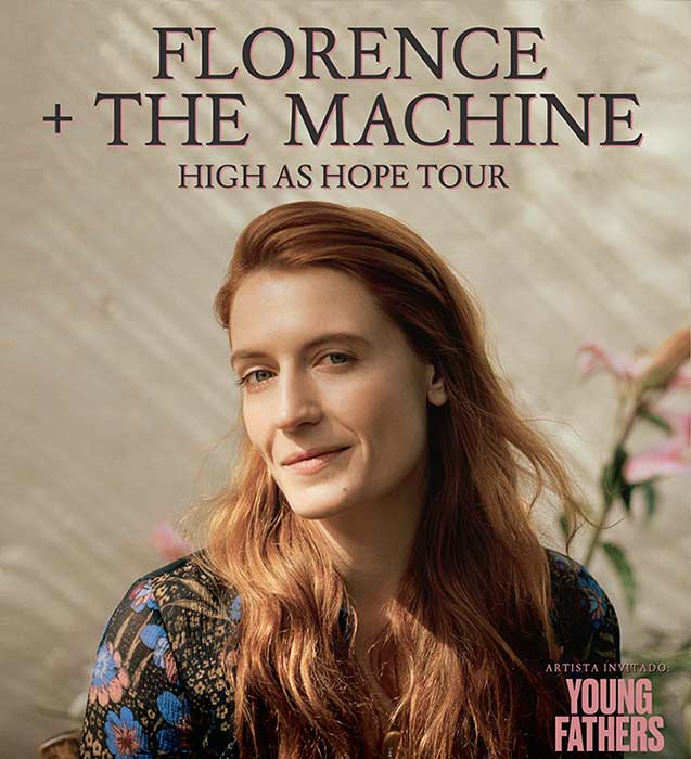 High As Hope Tour
