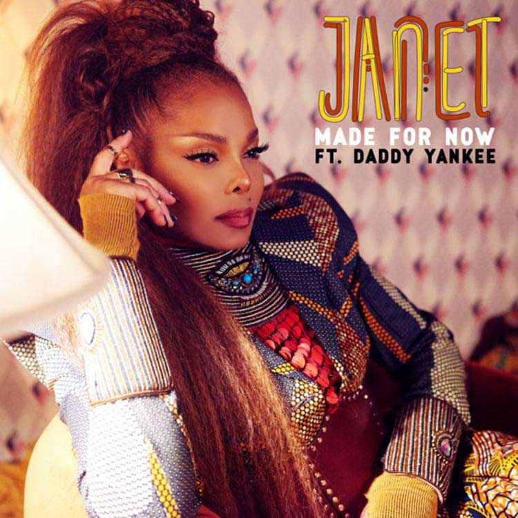 Janet Jackson regresó de la mano de Daddy Yankee