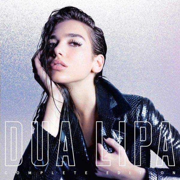 Primer disco de Dua Lipa