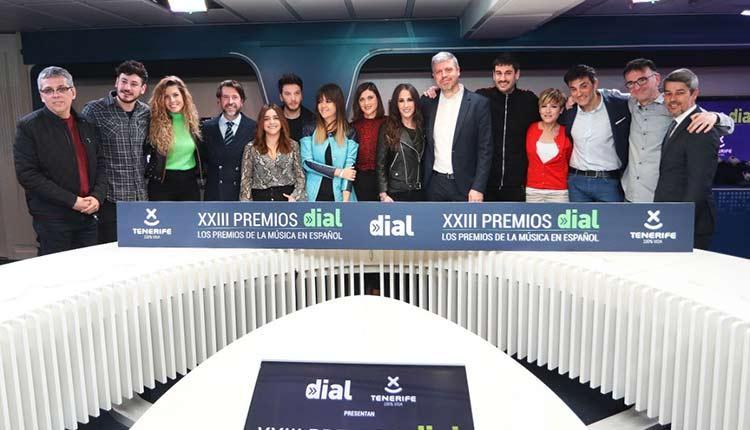 XXIII Premios Dial