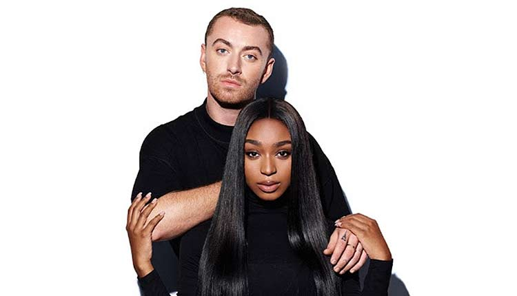 Sam Smith y Normani