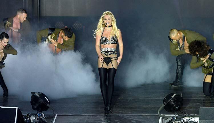 Nueva gira de Britney Spears