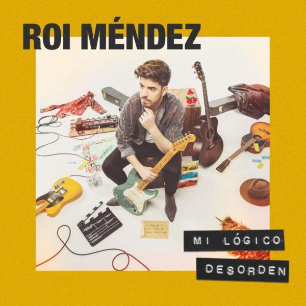 Primer disco de Roi Méndez