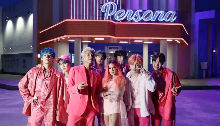 Nuevo éxito de BTS
