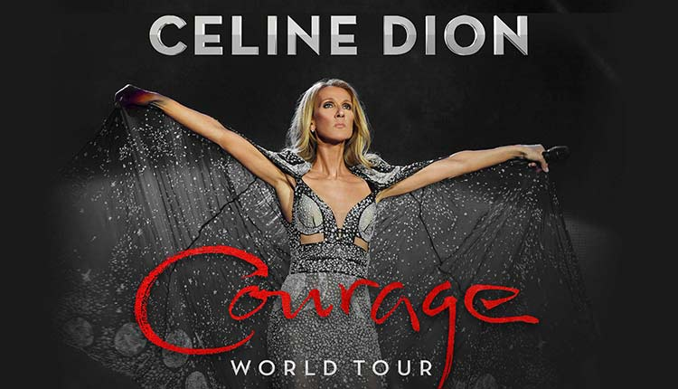 Nueva gira de Céline Dion