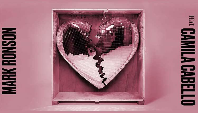 Nuevo single de Mark Ronson y Camila Cabello