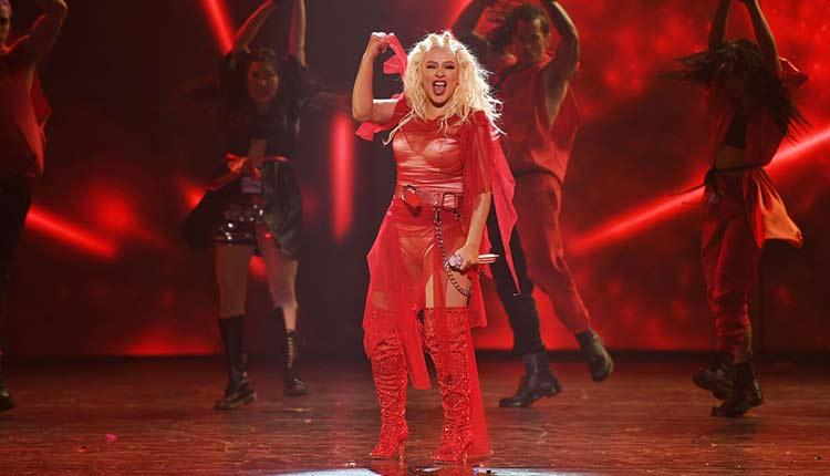 Nueva gira de Christina Aguilera