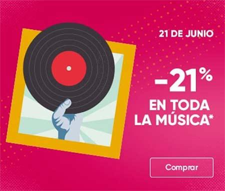 FNAC Día la música