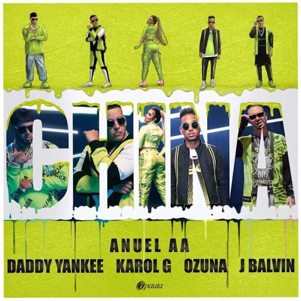 Nuevo single de Anuel AA