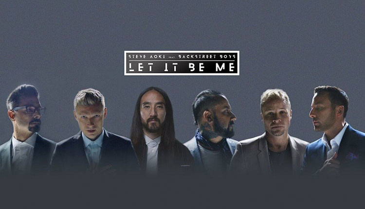 Steve Aoki y Backstreet Boys