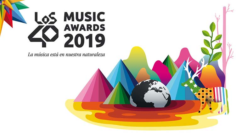 Los 40 Music Awards 2019