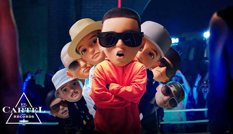 Nuevo single de Daddy Yankee