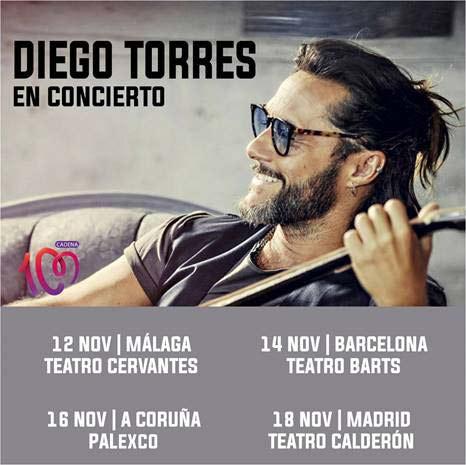 Diego Torres en concierto