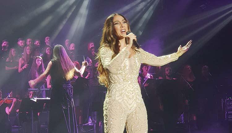 Mónica Naranjo en directo