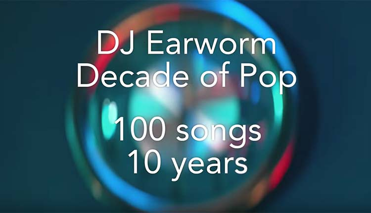 Nuevo mashup de DJ Earworm
