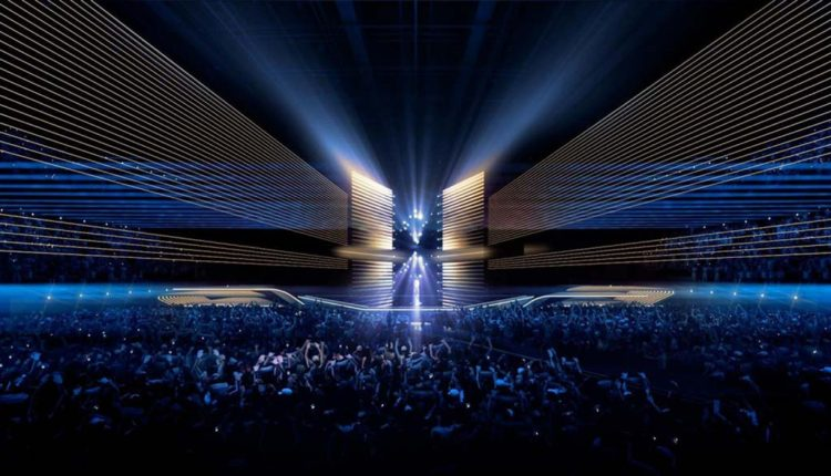 Escenario de Eurovisión 2020