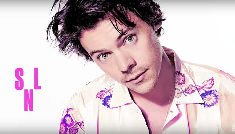 Harry Styles en directo