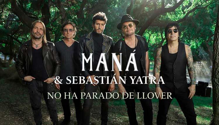 Maná y Sebastián Yatra